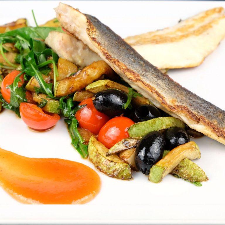 Кулинарна фотография, Стилист на Храна Риба