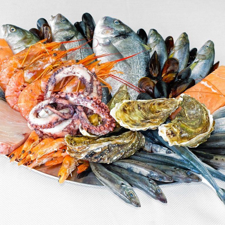 Кулинарна фотография, Стилист на Храна, Морски Дарове